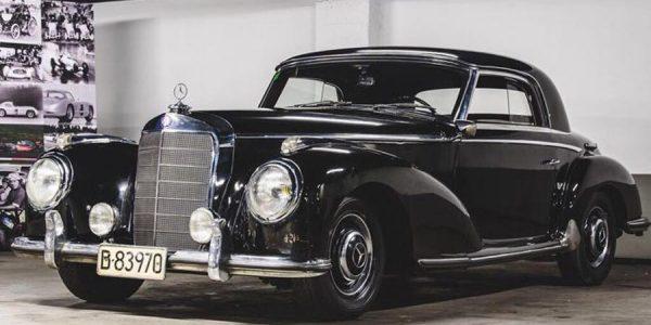 Mercedes 300 S Coupé, otra joya de ilustre origen sale a subasta