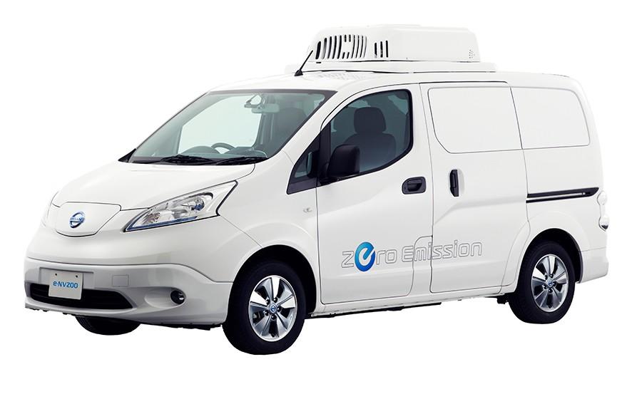 Cada vez más, los vehículos de reparto en ciudad serán eléctricos.