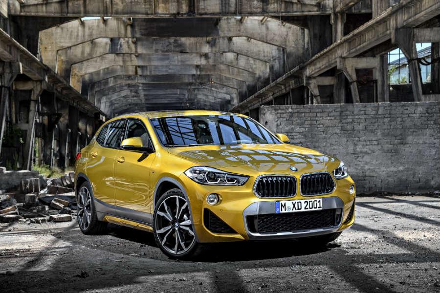 Nuevo BMW X2: gama y precios