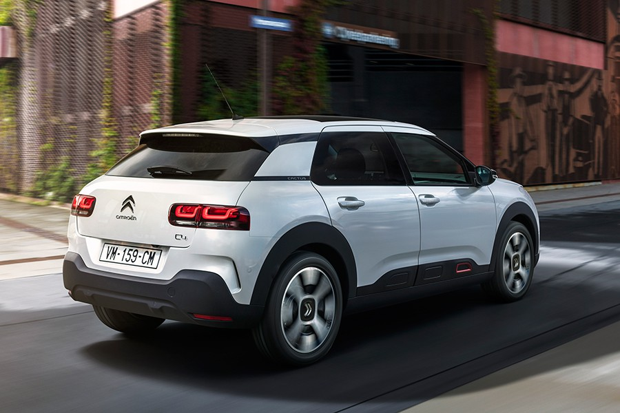 Nuevo Citroën C4 Cactus 2018: para un público mayor