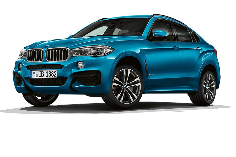 nuevo pack bmw x6 m sport edition 2018 desde euros autocasi n. Black Bedroom Furniture Sets. Home Design Ideas
