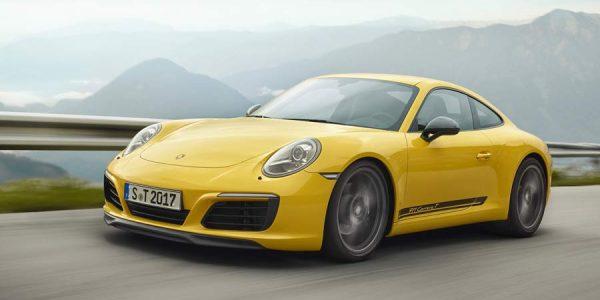 Porsche 911 Carrera T: llega la variante más pura del deportivo alemán