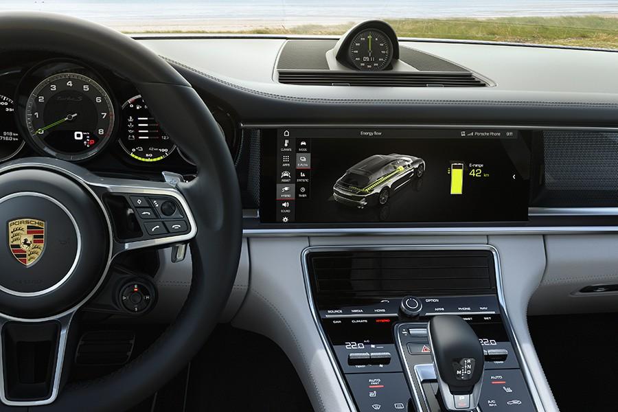 El equipamiento del Sport Turismo puede ser tan completo como podamos permitirnos.