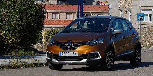 Probamos el renovado Renault Captur dCi 110 CV Zen 2017