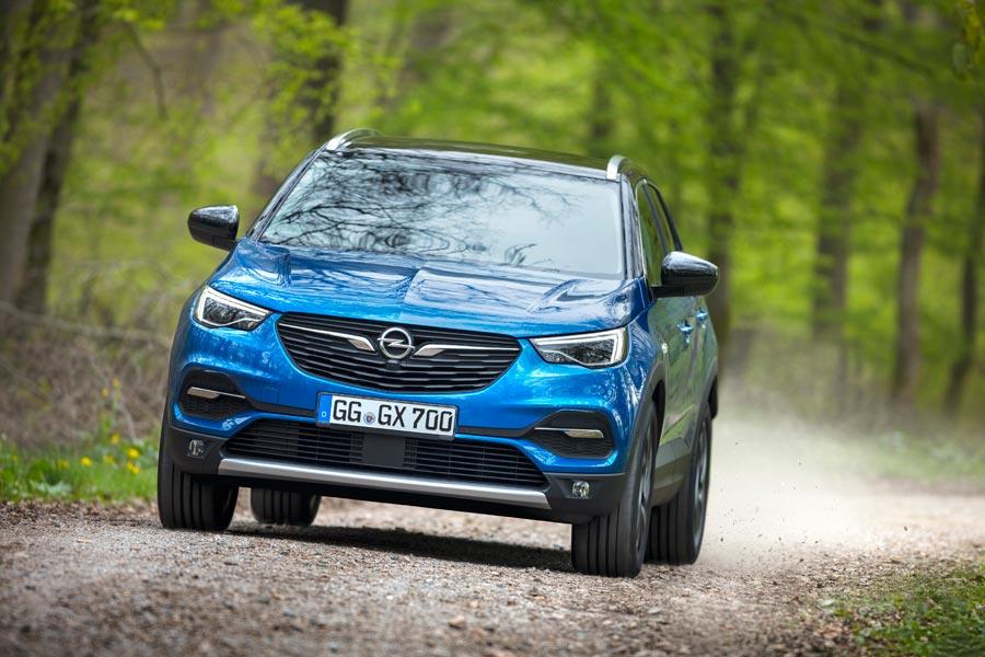 El Opel Grandland X homologa unos consumos muy bajos.