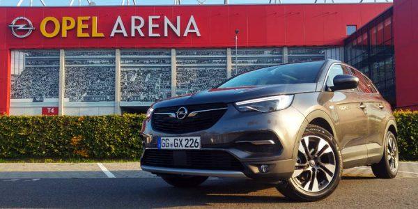 Primera prueba del Opel Grandland X