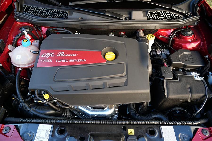 1.750 es una cilindrada con mucho carisma en Alfa Romeo.