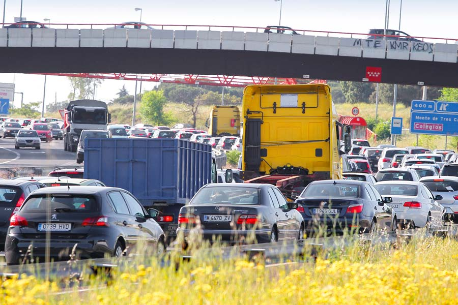Puente del Pilar: evita atascos, radares, multas…