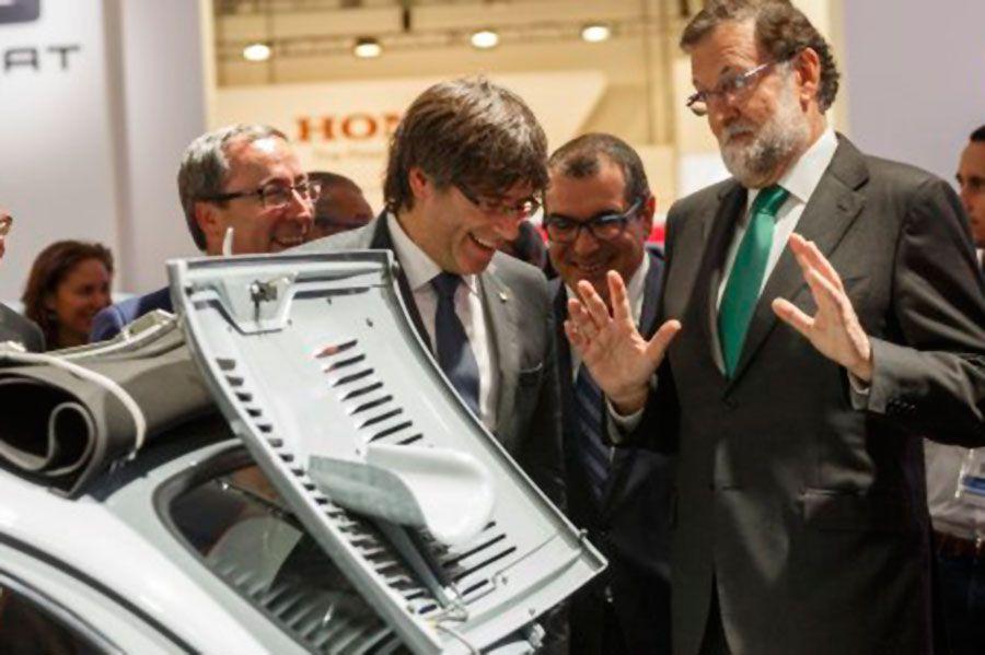 Qué pasará con los coches en la Cataluña de Puigdemont