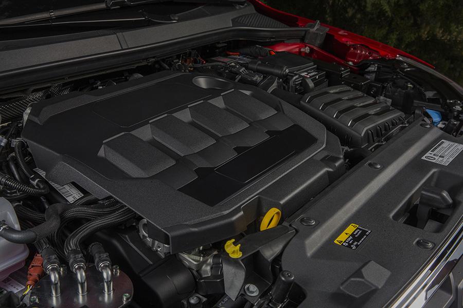 El motor más potente de la gama el un 1.5 TSI EVO de 150 CV.