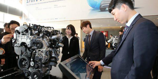 Smart Stream, la nueva generación de motores de Hyundai