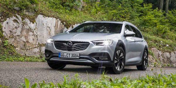 Opel revoluciona los sistemas de iluminación con IntelliLux