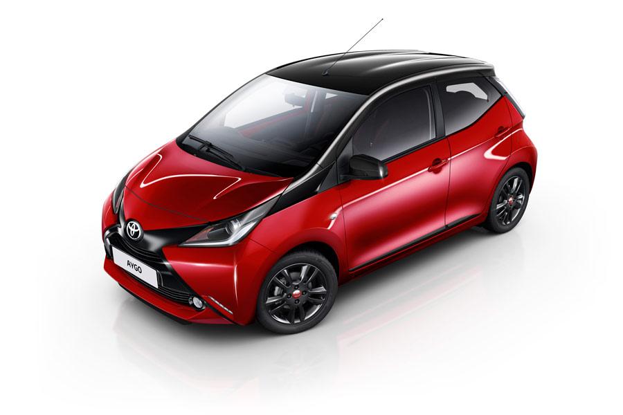 Toyota Aygo x-cite, nueva edición especial del pequeño nipón