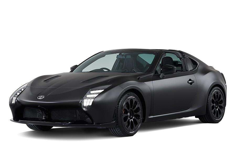 El Toyota GR HV Sports en el Salón de Tokio 2017
