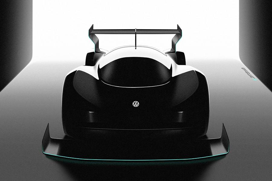 Casi listo el Volkswagen eléctrico para conquistar el Pikes Peak 2018