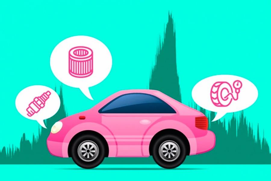 Una App convierte tu móvil en el mecánico de tu coche