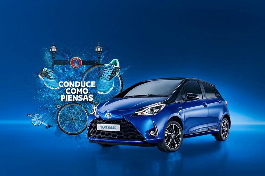 """Toyota pone en marcha el Roadshow """"Conduce como piensas"""""""