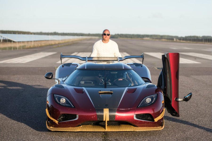 Koenigsegg pulveriza el récord de Bugatti