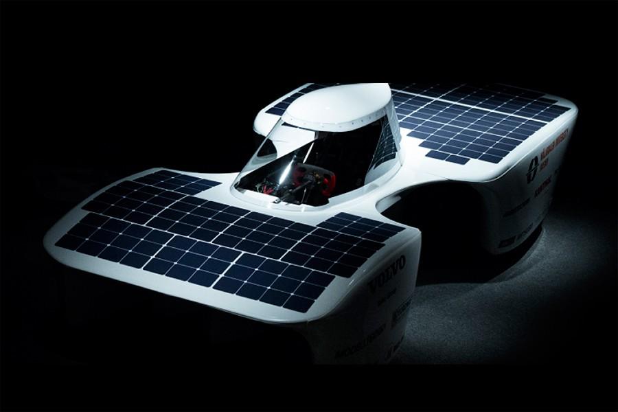 Los coches de la World Solar Challenge 2017