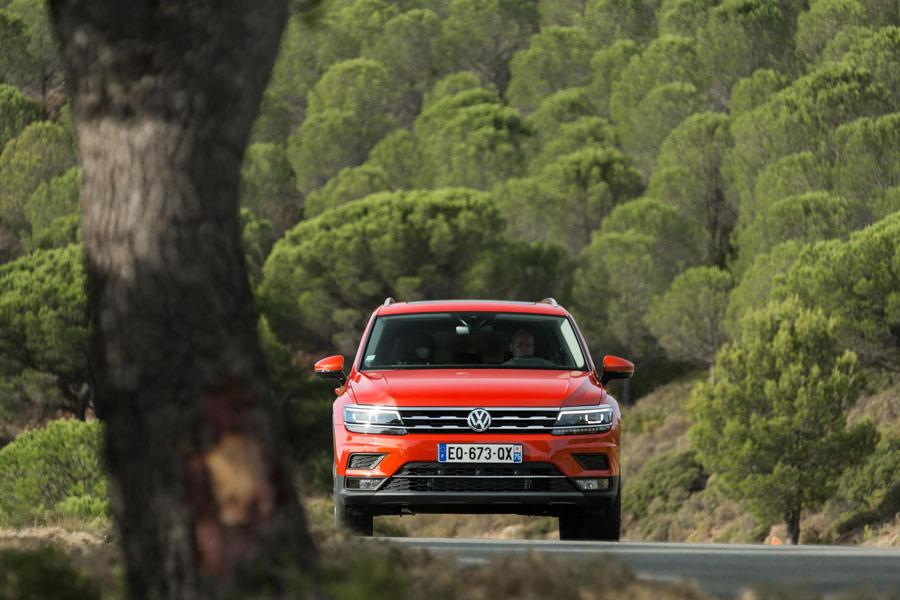 Volkswagen continúa su apuesta por los SUV con el Tiguan Allspace