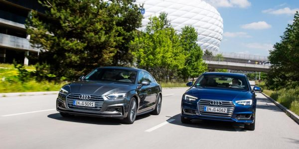 Ya en España (con precios) los Audi A4 Avant y A5 Sportback de gas