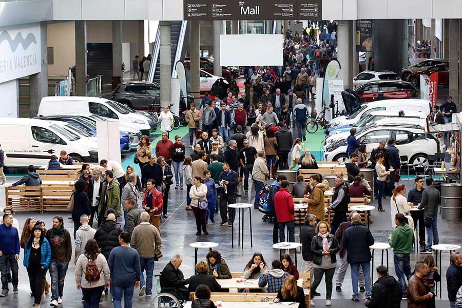 ¿Te vas a perder la Feria del Automóvil de Valencia?