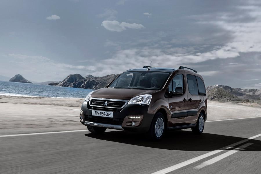 Peugeot Partner Tepee Adventure Edition: la más atrevida