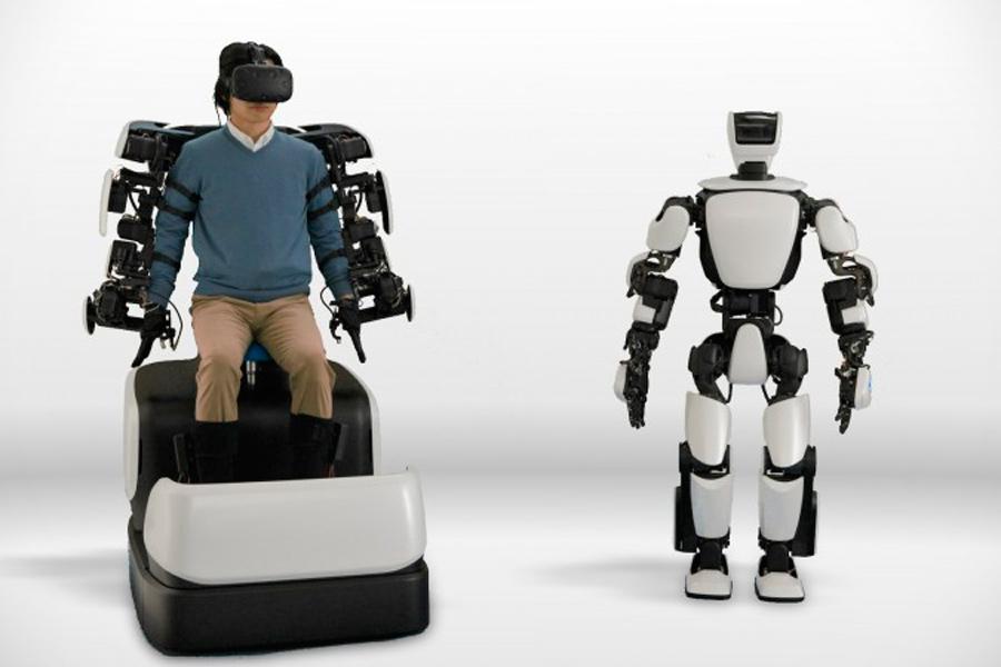 Robot Toyota T-HR3: ¿quieres un nuevo amigo?
