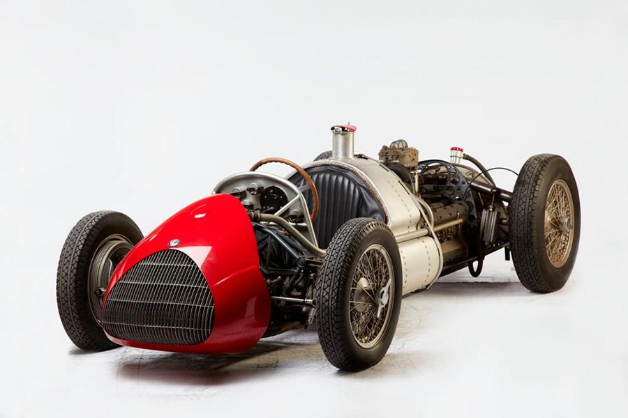 El español Wifredo Ricart diseñó esta maravilla y exasperó a Ferrari tanto como para obligarle a fundar su propia marca.