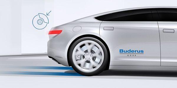 Bosch inventa los frenos que no manchan tus llantas
