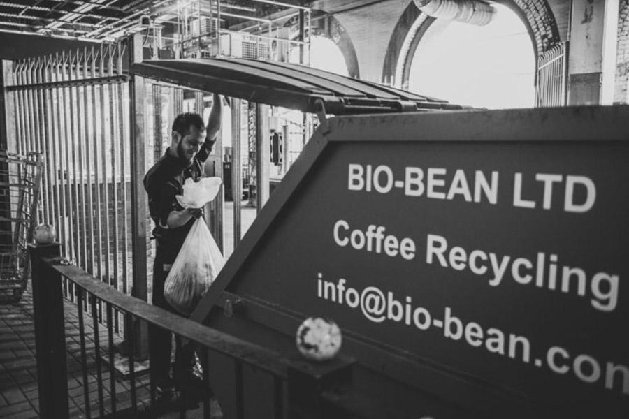 Biobean. El combustible hecho de café.