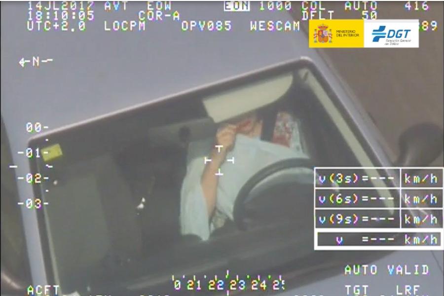 ¿Es ilegal quitar puntos o multar sin saber quién conduce?