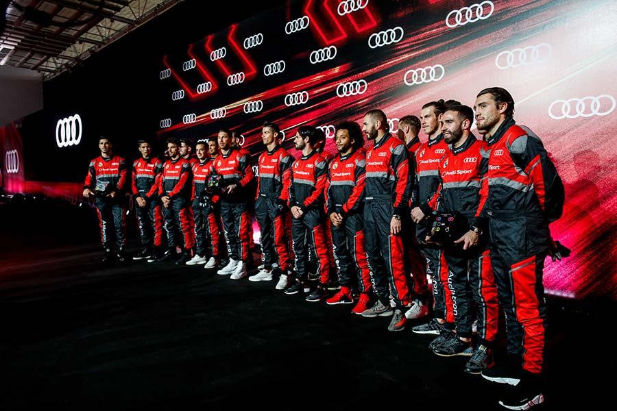 ¿Qué Audi han elegido los jugadores del Real Madrid?