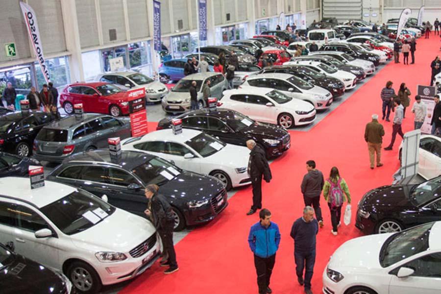 Las ventas de coches usados crecen un 13,4% en enero