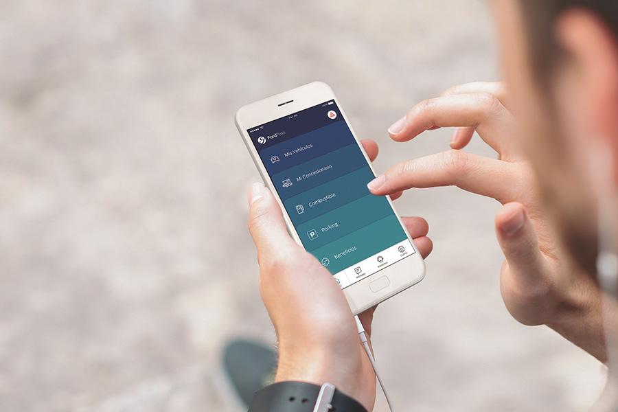 FordPass, la 'app' de Ford que te facilitará tu día a día