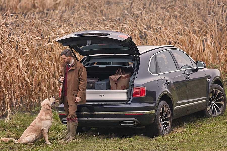 Bentley Bentayga Mulliner, el coche perfecto para los cazadores