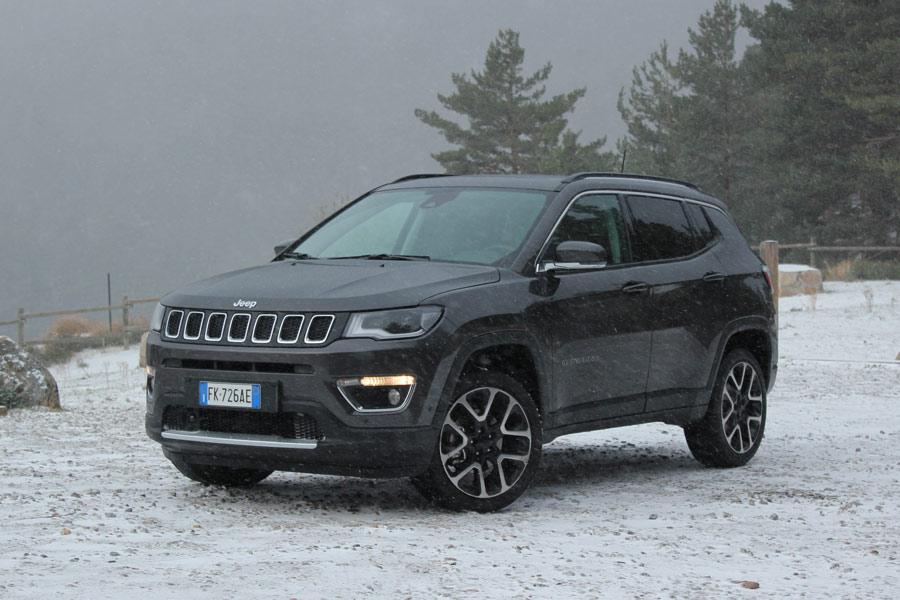 Prueba del Jeep Compass 2017: conducimos un mini Grand Cherokee renacido