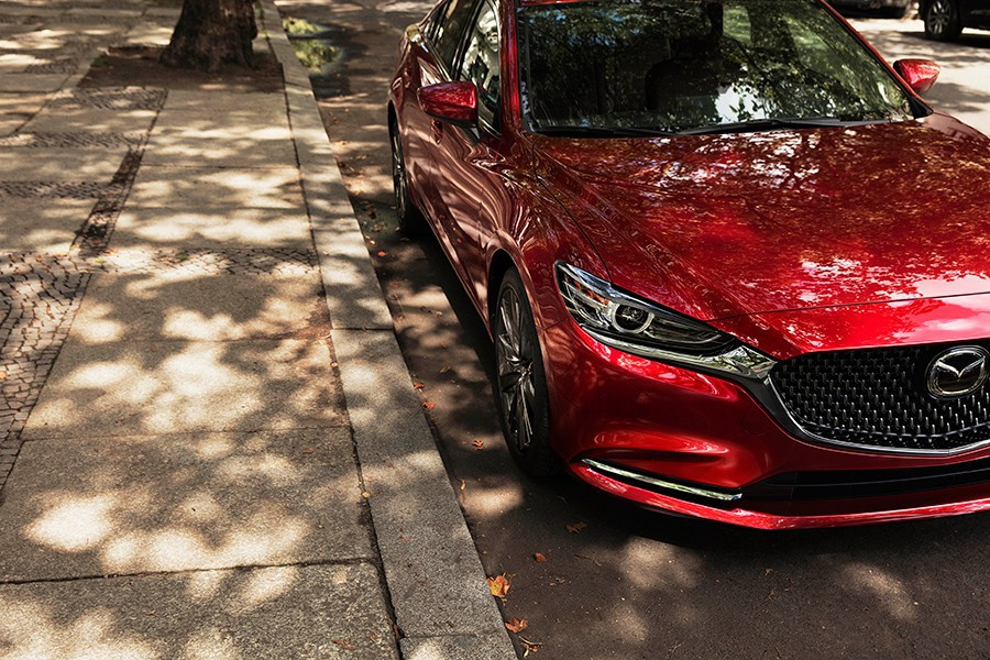Mazda presenta el nuevo Mazda6 2018 en Los Ángeles
