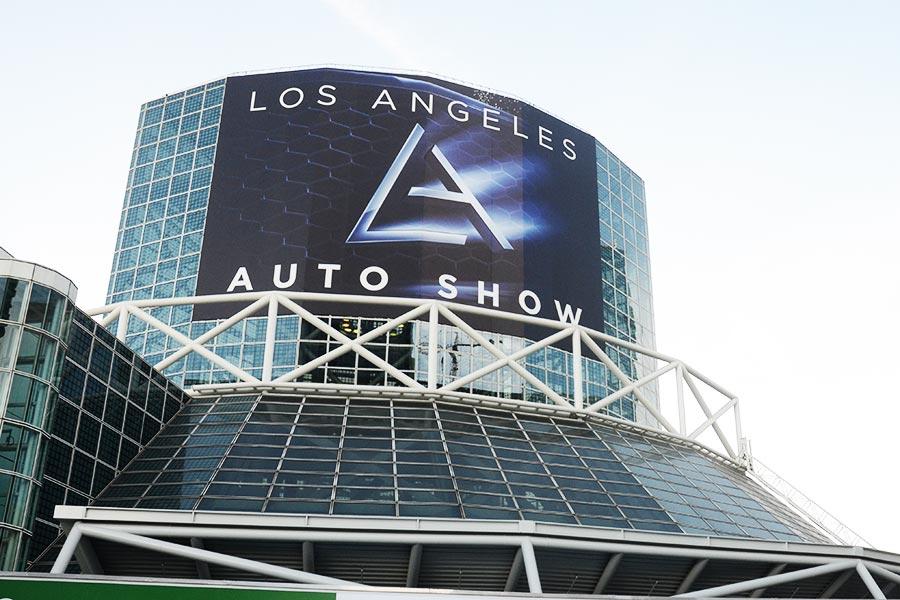 Las 5 mejores novedades del Salón del Automóvil de Los Ángeles