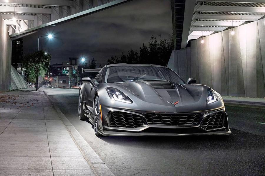 Nuevo Chevrolet Corvette ZR1 2018, el más brutal de la historia