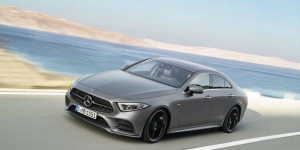 Mercedes CLS 2018: la berlina deportiva de Stuttgart estrena generación