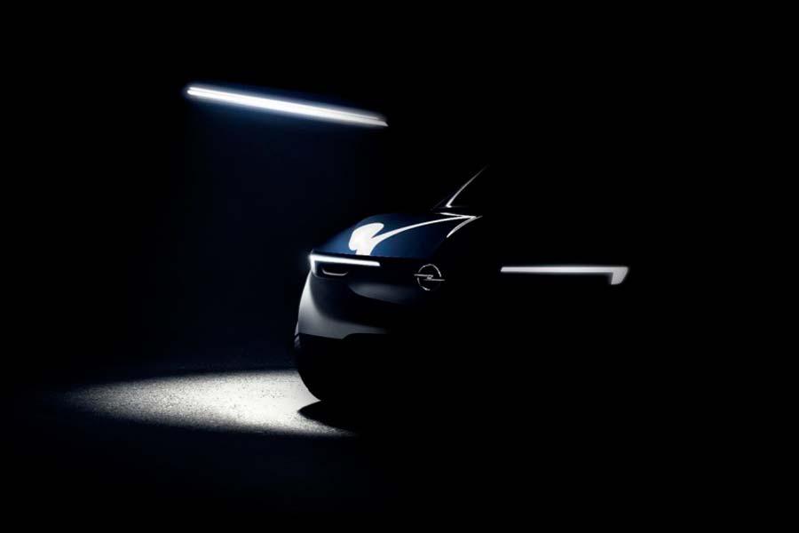 Opel lanzará un SUV híbrido enchufable de siete plazas en 2019