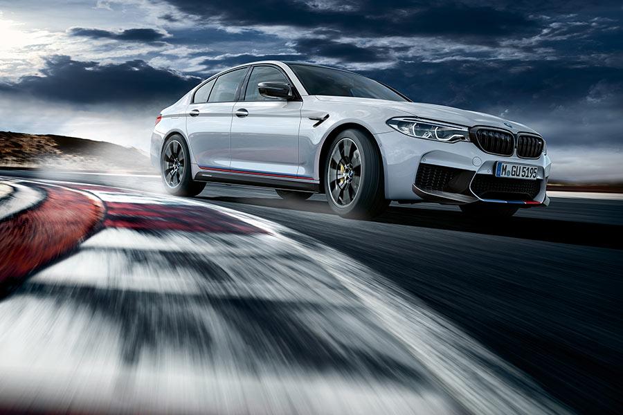 El M5 podría ganar 25 CV y ser el BMW más potente de la historia