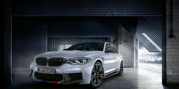 Estos son los accesorios M Perfomance del nuevo BMW M5