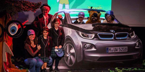 BMW educa a los más pequeños sobre movilidad sostenible