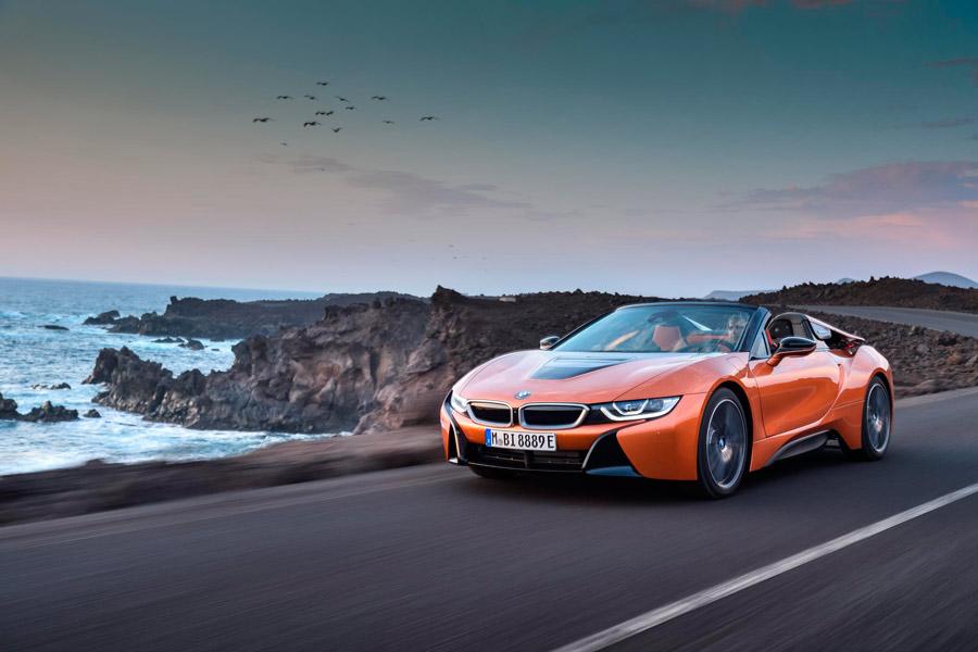 Estos son los precios del nuevo BMW i8: Coupé y Roadster
