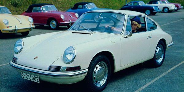 Peligro: aumentan los robos, pero Porsche tiene la solución