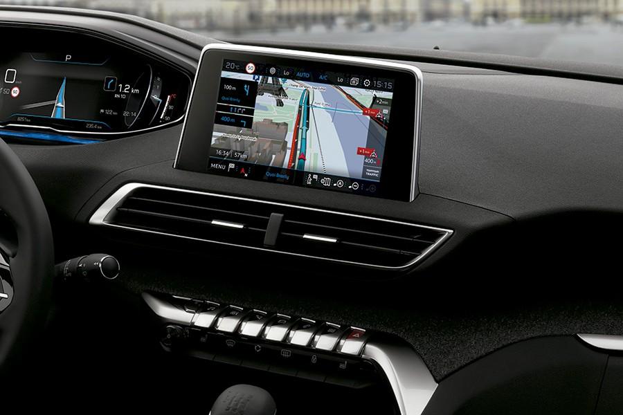 Peugeot: a la vanguardia en conectividad