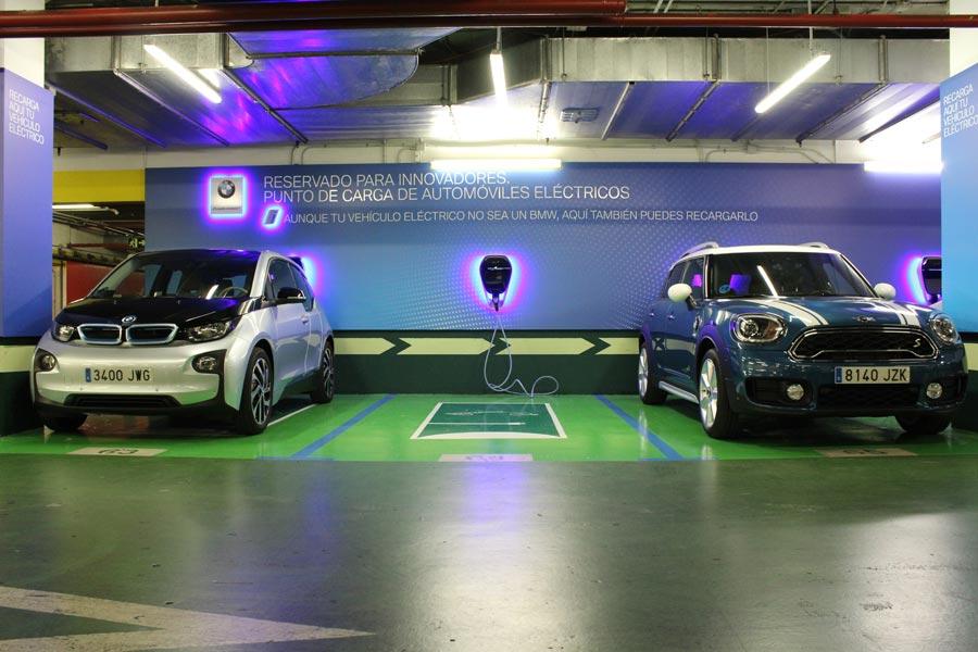 Google Maps indicará dónde están los puntos de recarga para coches eléctricos
