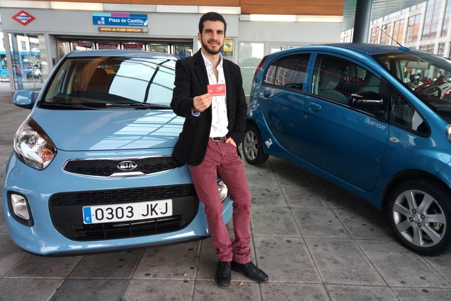 ¿Cuánto ha crecido el car sharing en España?